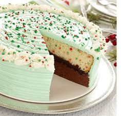 Countdown to Christmas - Funfetti® Holiday Ice Cream Cake - Recipes | Hallmark Channel