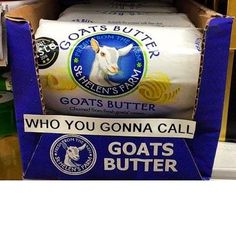 Who You Gonna Call Time http://countdown.onlineclock.net/countdowns/halloween/ #Ghostbusters #GoatMilk #GoatButter #Dairy #Butter #Food #Foods #Healthy #HealthyEating #Snacks #FoodPrep #MealPrep #Recipes #Foods #Recipe #Cook #Humor #FoodPrep #Foody #FoodStyle #FoodBlogger #Cooking #Foodstagram #FoodInspiration
