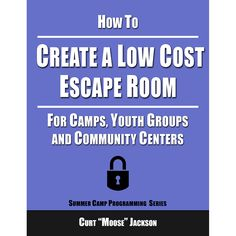 "Escape Rooms are a type of physical adventure game in which a group of people are locked in a room and have to solve a series of puzzles, find clues, and escape the room within a set time limit. Escape Room facilities can be found all over the world. While ""Escape Room"" is the most widely used term for these types of …"