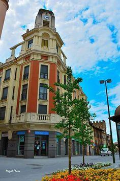 El Reloj de la Plaza. Talavera de la Reina. Plaza, San Francisco Ferry, Building, Travel, Monuments, Voyage, Buildings, Viajes, Traveling