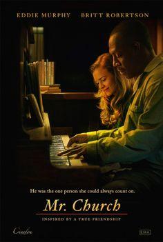 mr. church movie poster - Google Search