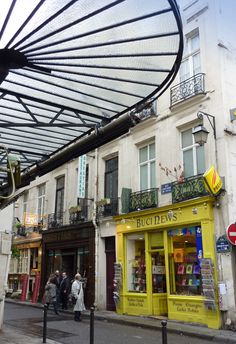 Rue Buci, Paris:  a moveable feast. One of the walks in the No Worries Paris Guide