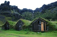 GYPSY SKATE & ADVENTURE: ICELAND- INTO THE WILD - day 4. GRASS HOUSES
