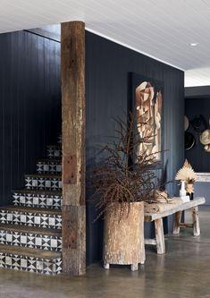Colorado Ranch, Colorado House, Dark Interiors, House Interiors, Rustic Home Interiors, Australian Homes, The Design Files, House Built, Beach House Decor