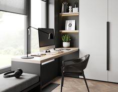 Office Interior Design, Home Office Decor, Office Interiors, Medical Office Interior, Study Room Design, Home Room Design, House Design, Apartment Interior, Apartment Design