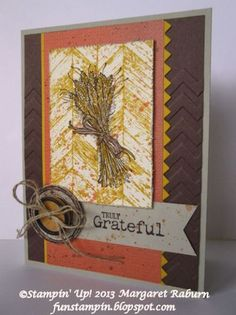 Truly Grateful SUO by mraburn - Cards and Paper Crafts at Splitcoaststampers