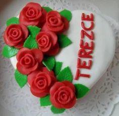 Srdce - růže
