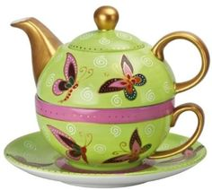 PAPILLON - Tea for one Set