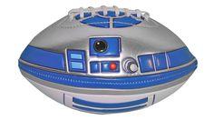 R2-D2 football!