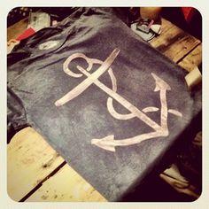 Anchor t-shirt #anchor