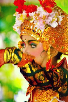 Little Bali Dancer