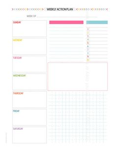 2017 PRINTABLE PLANNER > Daily Life Planner >> LIFE BY MOM