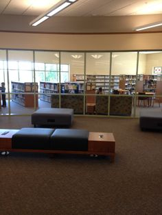 Finding inspiration for my space at the Seminole Heights Public Library #hcplc