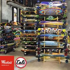 The Underwater Nature Longboards are IN! Drop by our Mission Valley Mall Store to take a peek at them before they fly off the board racks! Mall Stores, Longboards, Cali, Underwater, San Diego, Strong, Drop, Entertaining, Nature