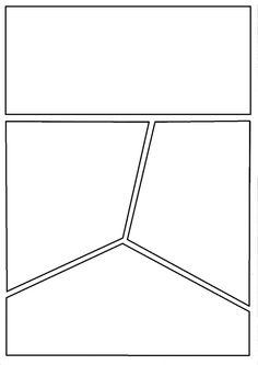 Blank Comic page 3 by C0NN0RMAN43 on deviantART