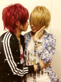subaru and kazuki