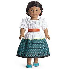Josefina's Feast Outfit