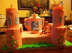 Castello delle winks con tecna