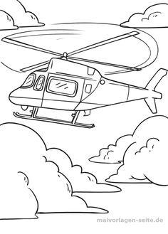 Malvorlage Flugzeug Malvorlagen Ausmalbilder Ausmalen
