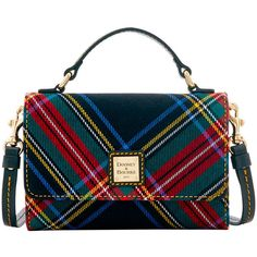 For most women, purchasing an authentic designer handbag just isn't something to dash into. Since these bags can certainly be so high priced, ladies in some cases worry over their choices prior to making an actual purse acquisition. Plaid Purse, Tartan Plaid, Blue Purse, Blue Handbags, Purses And Handbags, Crossbody Shoulder Bag, Purse Crossbody, Shoulder Bags, Betty Boop Purses