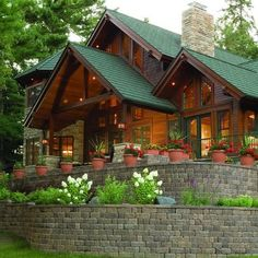 Retaining Wall Design Ideas, Pictures, Remodel, and Decor - page 3