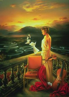 Love: Music Master ....by Rumi Click on the link for the poem.