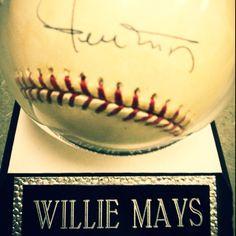 Willie Mays :)