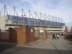 Goodison Park Stadium - Everton FC from Football.co.uk