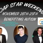 Daytime Soap News: Meet Your Favorite Stars at Several Star Studded Events Benefiting Charity