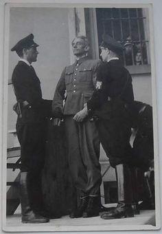 The execution of Karl Hermann Frank. Prague, 22.05.1946