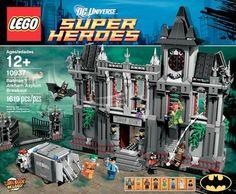 Win a Batman: Arkham Asylum Breakout Lego Set! Click the photo to enter :D