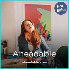 AHEADABLE is a strong and easy to remember name that can refer to companies that are oriented toward innovation, development in order to achieve success. Failure is not seen as an option for them. The name sets a state of mind for people, and can be the start for a powerful organisational culture. Organizational Leadership, Change Management, Achieve Success, Moving Forward, Innovation, Names, Strong, Culture