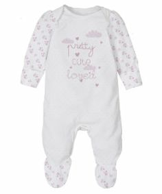 View details of Mothercare Interlock All In One