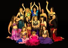 The Sahara Belly Dancers - Cork - Ireland www.saharadancers.org