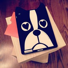 Marc by Marc Jacobs Shorty iPad case, via Timtress