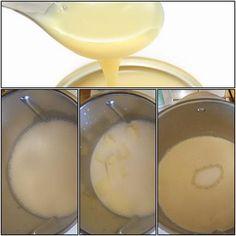 LATTE CONDENSATO CON IL BIMBY  Ingredienti: 1 litro di latte intero 1 kg di zucchero semolato 100 gr burro una fialetta aroma vaniglia P...