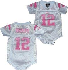 New England Patriots Tom Brady Reebok Girls Onesie Creeper Jersey Reebok, http://www.amazon.com/dp/B007YZ9EYW/ref=cm_sw_r_pi_dp_hd9mqb1KXY8S2