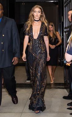 Gigi Hadid Off-Duty: See the Model's Impressive Style Transformation Photos | W Magazine