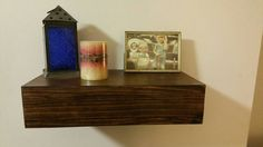 Check out this item in my Etsy shop https://www.etsy.com/listing/254713758/rustic-wood-floating-shelf-with-hidden