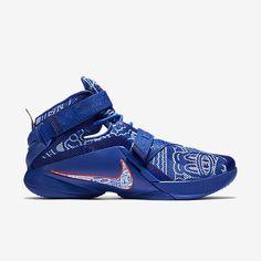 Nike Zoom LeBron Soldier 9 LE Men's Basketball Shoe