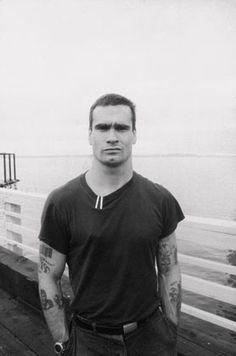 Henry Rollins. Photo by Shawn Mortensen.