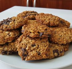 Greek Desserts, Tasty, Yummy Food, Biscuits, Cookies, Sweets, Healthy Recipes, Baking, Crack Crackers