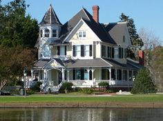 Victorian on the lake