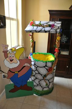 Snow White Birthday- Heigh-ho Heigh-ho to Kora's 1st birthday we go!- Klotz Events