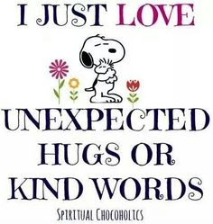 :) one of my favorite things is hugs love hugs