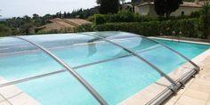 Abrisud Schwimmbadüberdachung – Hersteller Schwimmbadüberdachung - Poolüberdachungen