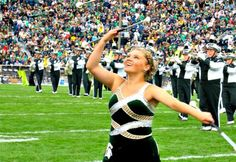 Michigan State University Baton Twirler Nationally Recognized!