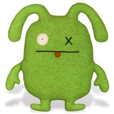"""Gund Uglydoll Little Ox, Green, 7.3"""" Plush * See this great product. (This is an affiliate link) #Puppets"""