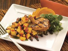 Mango Chicken  Red Mountain Spa   Photo from Red Mountain Spa
