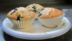 Food Lust People Love: Quick Bread Breakfast Muffins